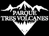 logos trers volcanes blanco